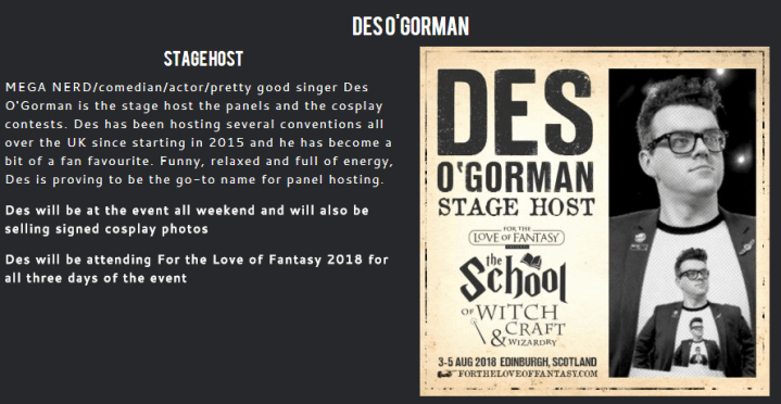 Des O'Gorman