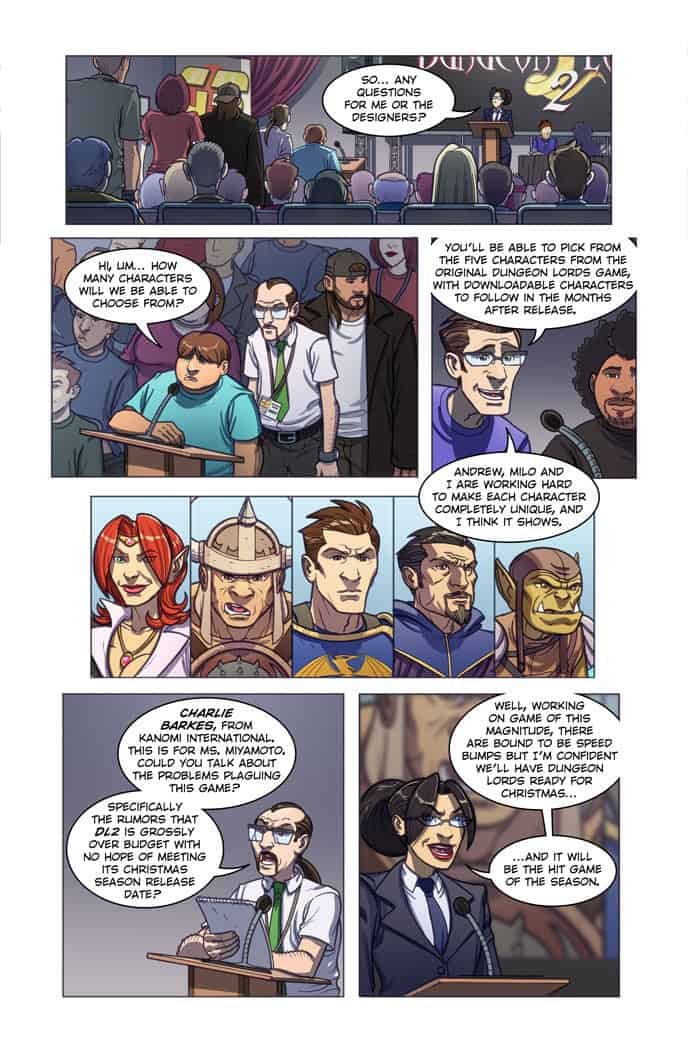 Double Jumpers Vol. 1 preview page 5