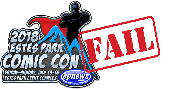 [Convention] Another Convention Failure - Estes Park Comic Con