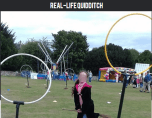 For the Love of Fantasy attractions Quidditch