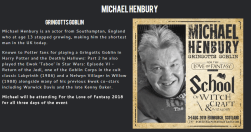 Michael Henbury