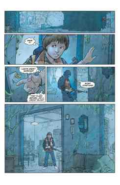 Stranger Things #1 - preview page 6