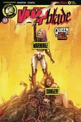 Vampblade Season 3 #8 Cover B