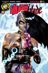 Vampblade Season 3 #8 Cover C