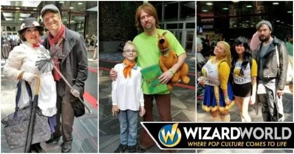 Wizard World Chicago 2018 - Sunday