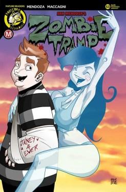 Zombie Tramp #53 Cover E