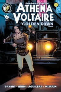 Athena Voltaire Ongoing #6 Cover A