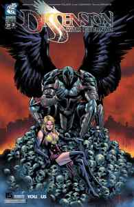 Dissension: War Eternal #3 - Cover B