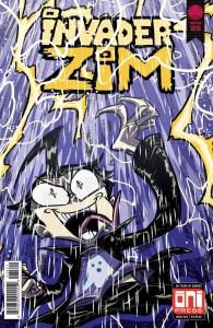Invader ZIM #35 - Cover B