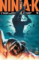 NINJA-K #11 – Pre-Order Edition Variant by Philip Tan