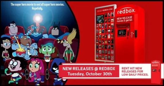 Redbox 10.30.18