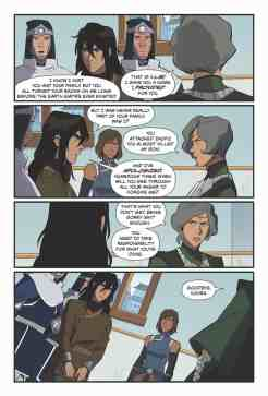 The Legend of Korra - Ruins of the Empire Part One TPB preview page 6