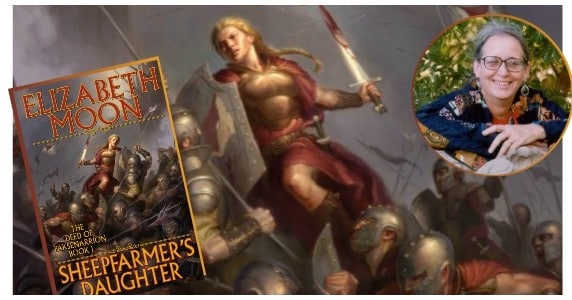 [Book Review] Baen Books: 'Sheepfarmer's Daughter' by Elizabeth Moon