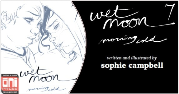 "[Preview] Oni Press' 11/14 Release: WET MOON - Book 7: ""Morning Cold"""