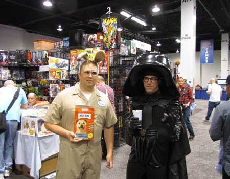 WonderCon Anaheim 2013 Day 1