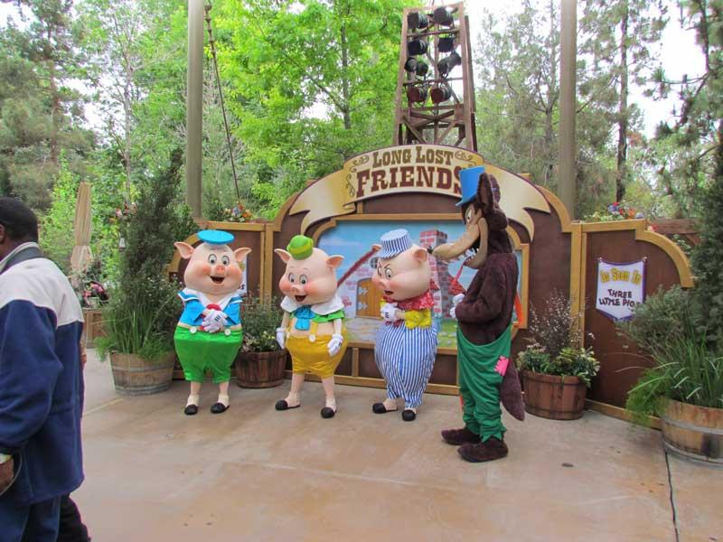 3-little-pigs