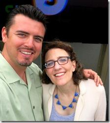Shawn and Jane Espenson