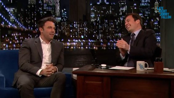 Ben Affleck Reacts to Internet Meltdown of His Casting as Batman