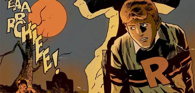 New Comic Book Reviews Week of 11/20/13