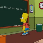 The Simpsons Say Goodbye To Marcia Wallace