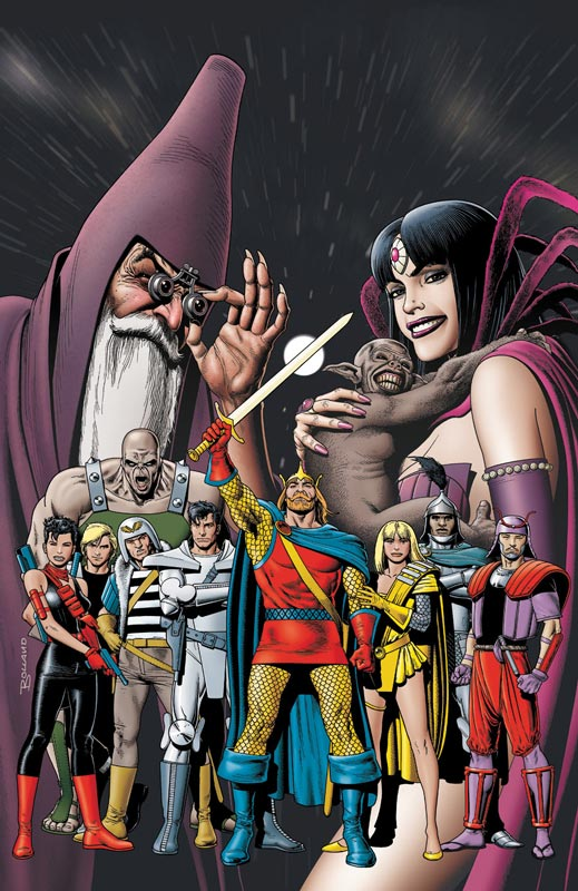bolland-camelot-3000