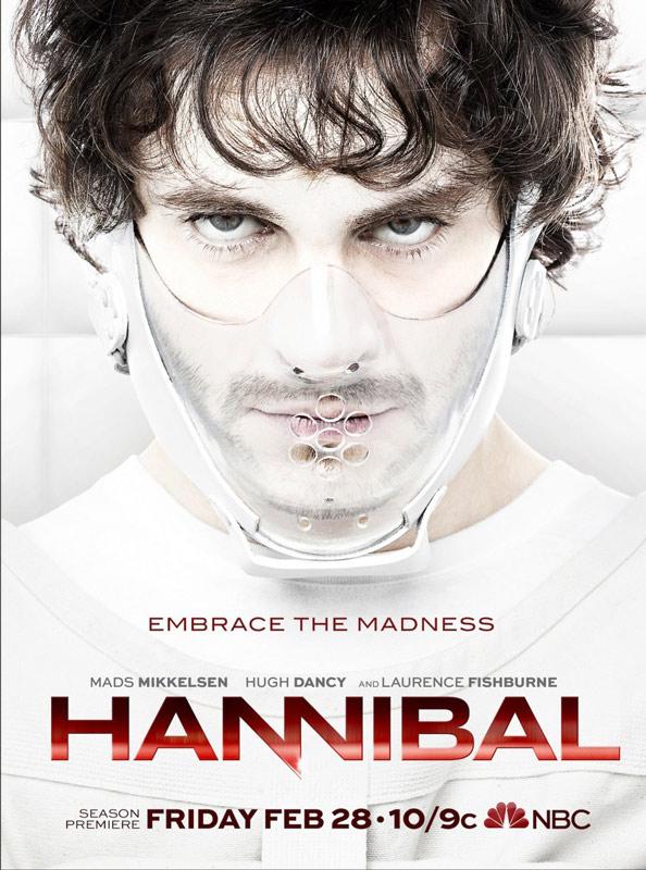 Hannibal Season 2 Full Teaser Trailer.