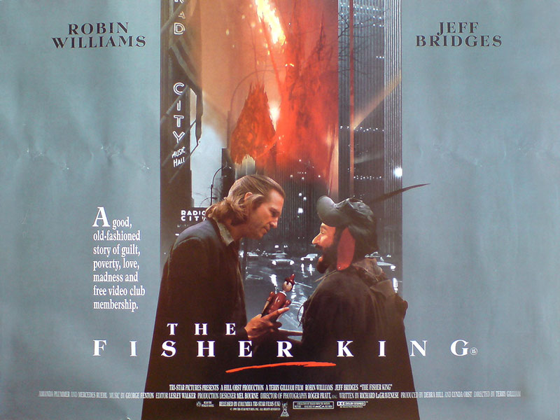 fisher-king