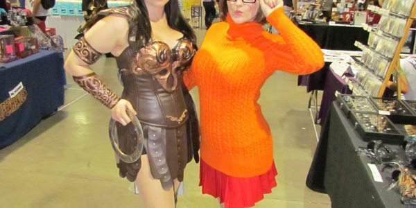 Long Beach Comic Con 2014