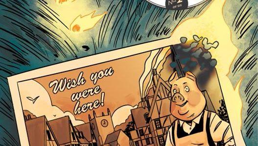 New Comic Book Reviews Week Of 10/15/14