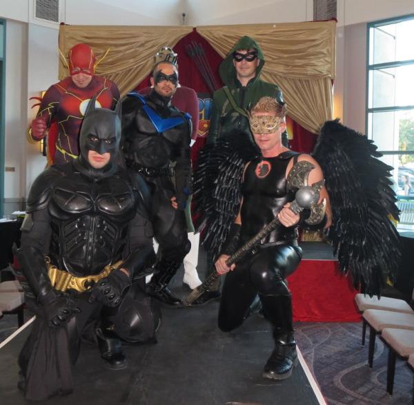 The DC gang