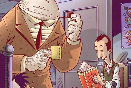 New Comic Book Reviews Week Of 1/28/15