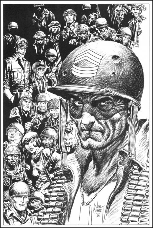 Sgt-Rock-Joe-Kubert