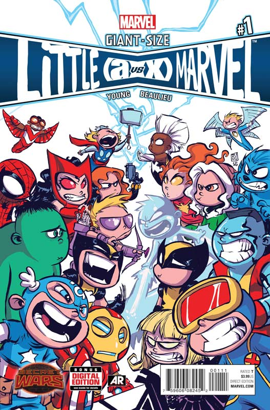 little-marvel-#1