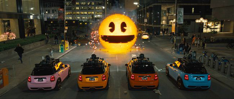 pixles-pac-man-cars