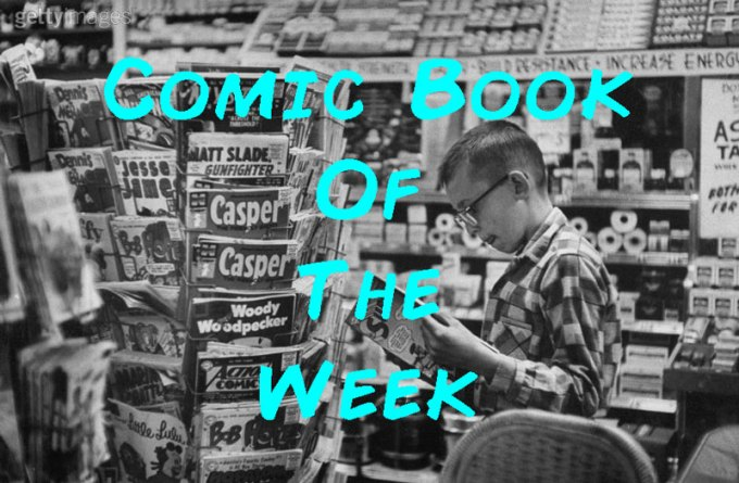 Comic-Book-Of-The-Week