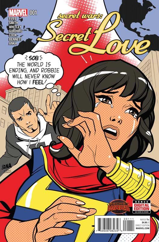 New Comic Book Reviews Week Of 8/19/15