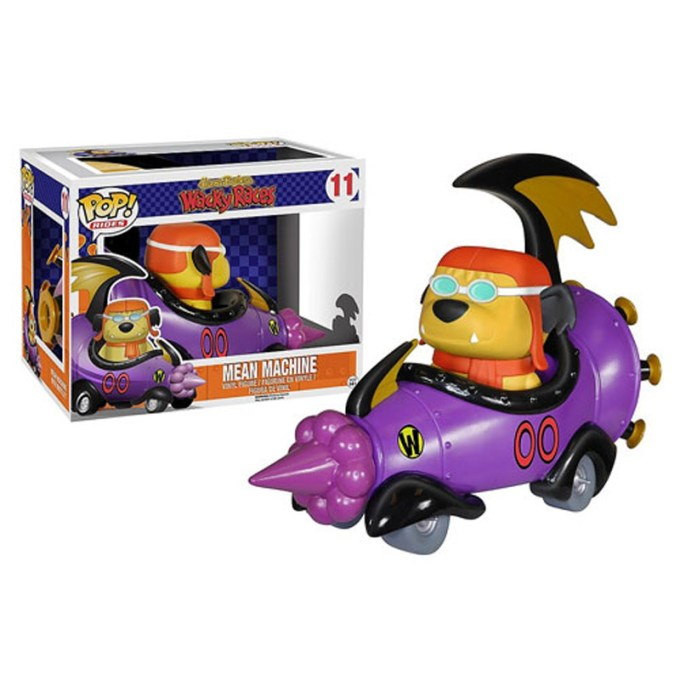 FUNKO-POP-RIDES-HANNAH-BARBERA-WACKY-RACES-MEAN
