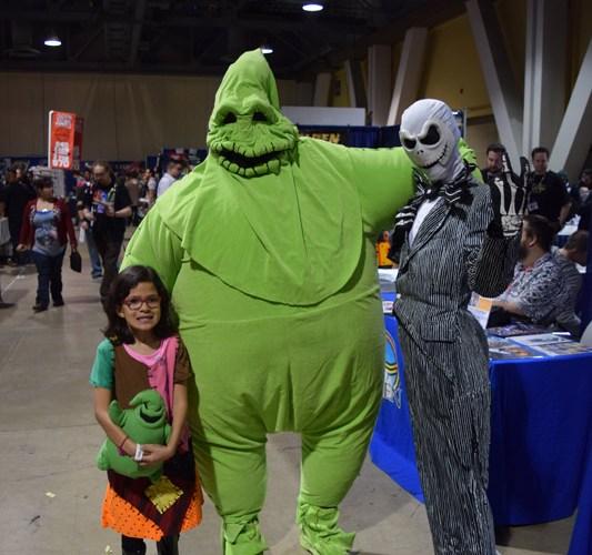 Long Beach Comic Expo 2016 Cosplay Photo Parade