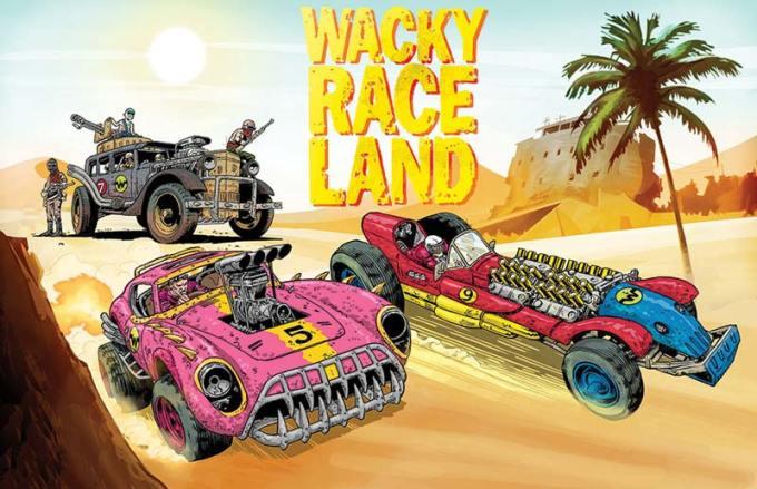wacky-race-land