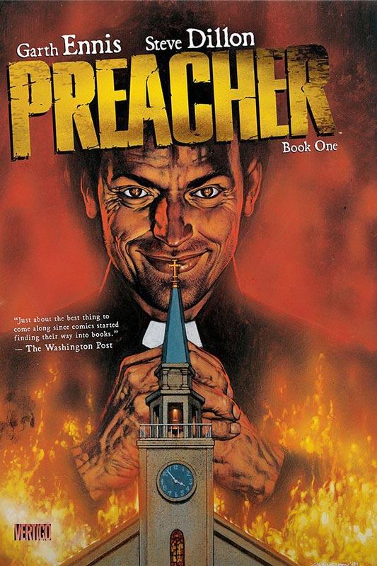 preacher-comic