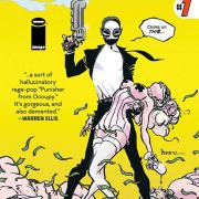 New Comic Book Reviews Week Of 5/4/16