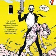 New Comic Book Reviews Week Of 5/4/16