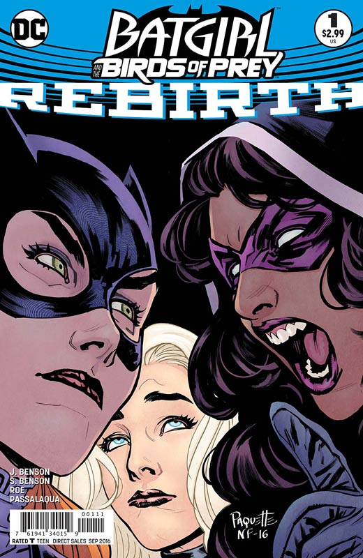 batgirl-and-the-birds-of-prey-#1