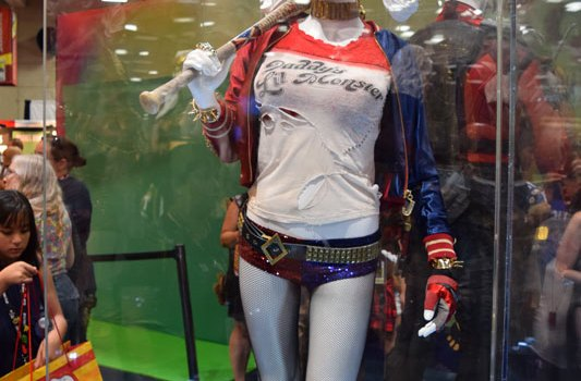 SDCC '16: DC Film & TV Costumes