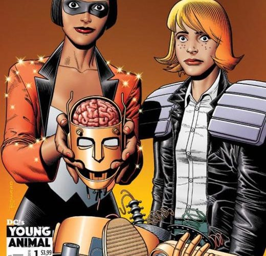 New Comic Book Reviews Week Of 9/14/16