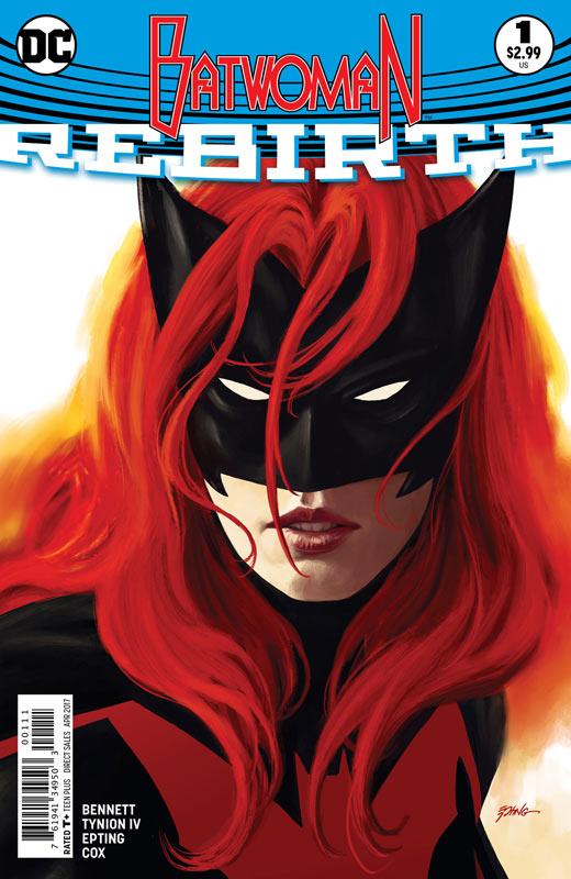 batwoman-#1