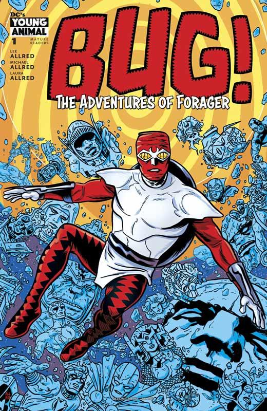 New Comic Book Reviews Week Of 5/10/17