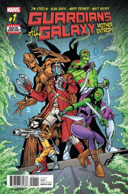 New Comic Book Reviews Week Of 5/3/17