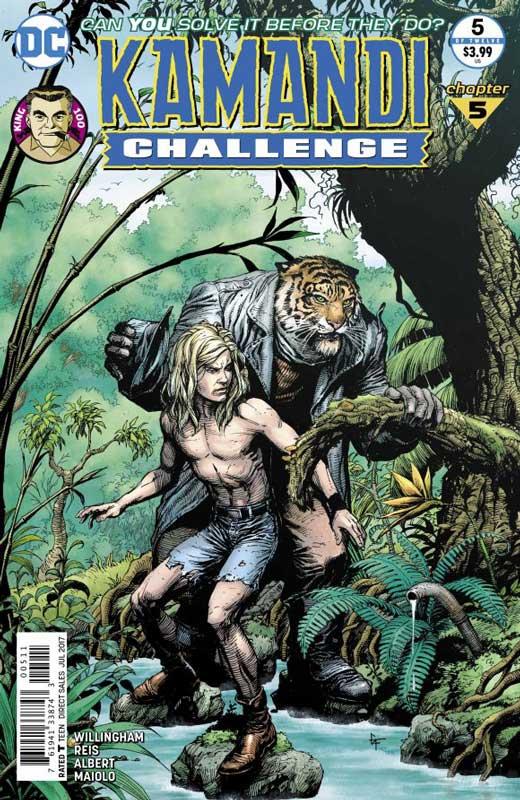 kamandi-challenge-#5