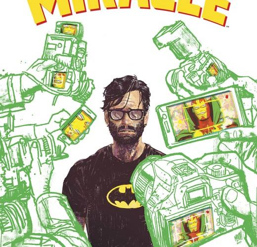 New Comic Book Reviews Week Of 10/11/17
